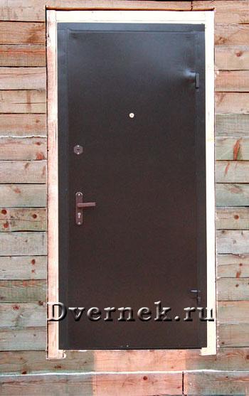 установить дверь на даче стальную солнечногорск