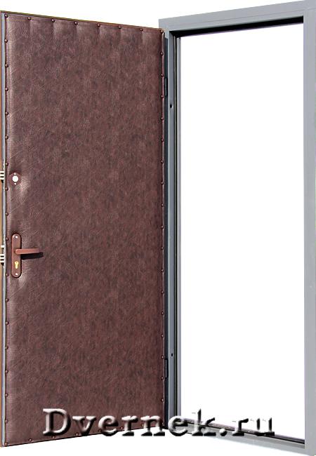 укрепленные железные двери для дачи