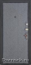 недорого дверь железная на дачу
