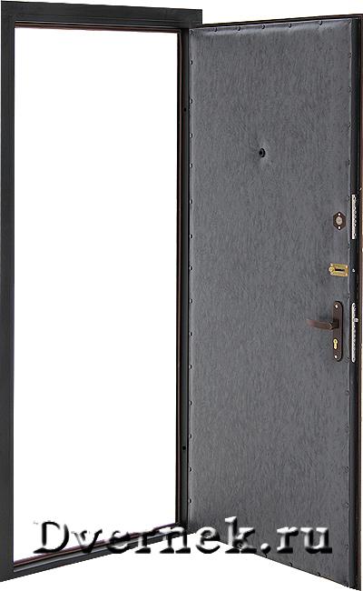 металлические двери с завода для дачи