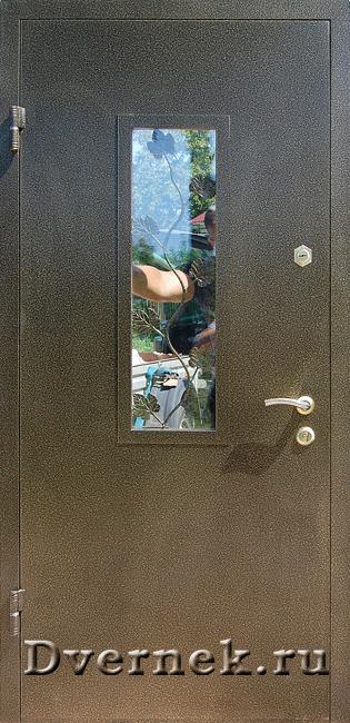 входные двери в квартиру клин