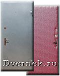 металлическая дверь порошковое напыление винилкожа